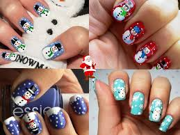 5 Dramatic Christmas Nail Art Designs for You - Beauty Life