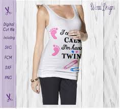 Twins Svg Baby Svg Pregnant Svg Quotes Svg Keep Calm Svg Newborn Svg Twin Svg Fcm Mom Svg Cricut Svg Expecting Svg Dxf Cut File