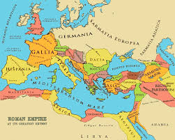 best  roman empire map ideas on pinterest for rome on world map