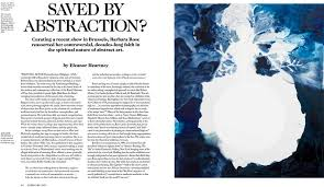 SAVED BY ABSTRACTION?   BY ELEANOR... - Roberto Polo Gallery ...