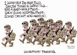 Image result for Britain Is Training The Armed Forces CARTOON