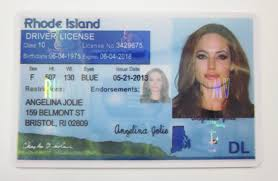 traffic-club Island - Drivers Rhode License