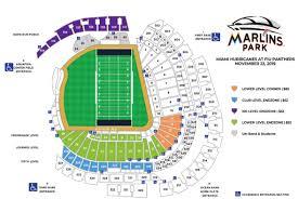 Fiu Stadium Seating Chart
