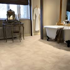 Bathroom Flooring Buying Guide   Carpetright Info Centre RHINO CHAMPION  ARGENTO STONE TILE EFFECT VINYL FLOORING