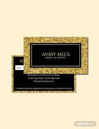 Appointment Cards Template Word Free Makeup Artist Appointment Card Template Download 233 Cards In
