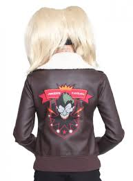 hot topic harlequin jacket