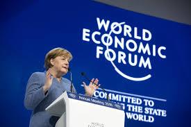 Angela Merkel at Davos: we need global cooperation, not walls | World  Economic Forum
