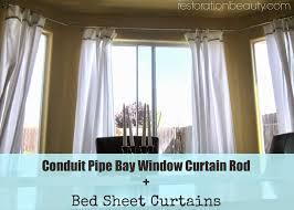 full size of curtain amazing of plastic curtain rails for bay windows memsaheb pic bay