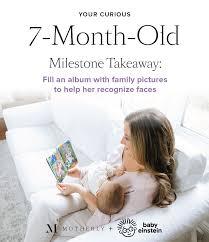Monthly Baby Milestones 7 Month Old Infant Development 7