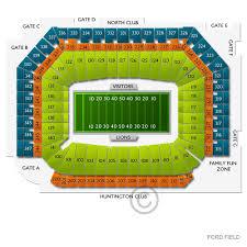 Detroit Lions Vs Tampa Bay Buccaneers Tickets 12 15 2019