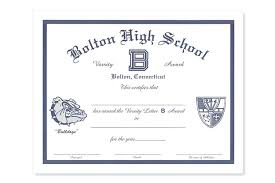 Certificate Of Birth Template Inspiration Varsity Letter Stencils Stencil Letters Org Certificate Template R