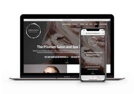 Hair Saloon Websites Hair Salon Websites Isimplifyme
