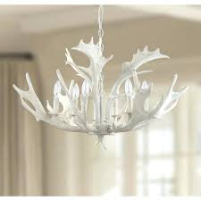 how to make chandelier with antlers lighting inch birch antler chandelier faux moose antler chandelier how to make