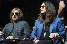 What is this that stands before me? Black Sabbath S Geezer Butler Reached Out To Ozzy After Injury