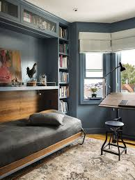 inspiring innovative office. Inspiration For A Transitional Medium Tone Wood Floor Home Office Remodel In San Francisco With Inspiring Innovative E