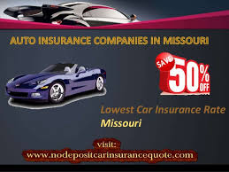 Full Coverage Auto Insurance Quotes Stunning Missouri Auto Insurance Quote With Full Coverage