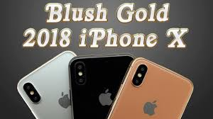 blush gold iphone x 2018 vs every color iphone x vs 6 5 iphone x plus 2018 hands on comparison