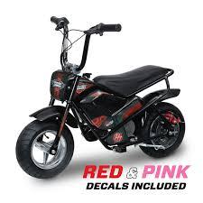 electric mini motorcycle monster 250 watt electric mini bike