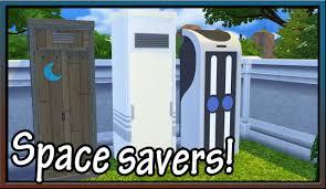 All In One Bathroom All In One Bathrooms Return The Sims 4 Cc Showcase Veranka