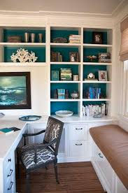 White home office design big white Ikea Pinterest 28 Dreamy Home Offices With Libraries For Creative Inspiration