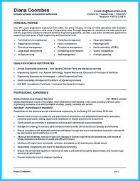 ... Aircraft Maintenance Engineer Sample Resume 7 Formats Helicopter 20  Technician When You Want To Seek A ...