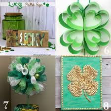 28 DIY St Patricku0027s Day Decorations  Pinterest