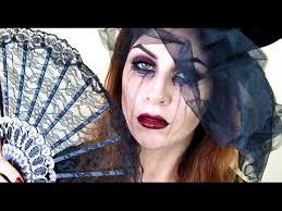 black widow makeup tutorial easy glam look