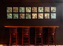 vermont tile wall art in restaurant handmade ceramic by natalie blake studios on art wall tiles ceramic with ceramic tile wall mural natalie blake studios