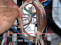 es wiring for factory amp club lexus forums 97 99 es300 wiring for factory amp 97es300 wiring diagram