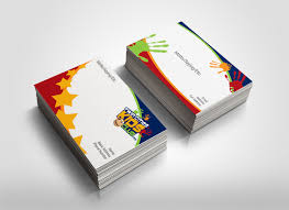 Club Card Design Playful Colorful Club Business Card Design For A Company By 20