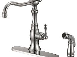 Moen Kitchen Faucet Dripping Ravishing Moen White Kitchen Faucet Tags High Arc Kitchen Faucet