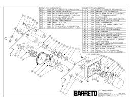 barretto 916 918 exploded views 2 manualzz com Barreto Hydraulic Tiller at Barreto Tiller Wiring Diagram