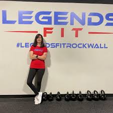 Renee Heaton, CPT - Rockwall, TX