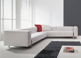 Contemporary Corner Sofa - Purple Colour