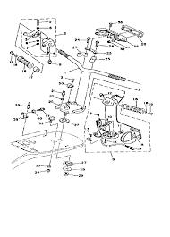 1991 yamaha super jet sj650p steering parts best oem steering rh bikebandit yamaha fuel pump diagram yamaha electrical diagrams