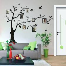 wall decal photo frames wall stickers room photo frame decoration family tree  wall wall stickers room .