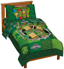 Teenage Mutant #Ninja #Turtles Bed Set for Toddlers | Superheros ...