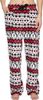 Vera Bradley Womens Fleece Pajama Pants