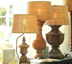 pottery barn table lamps canada search
