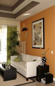 Yellow Color Schemes For Living Room Living Room Captivating Soft Yellow Colored Concrete Wall And