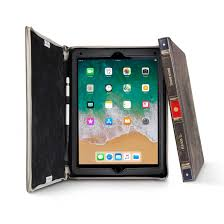 bookbook for ipad 2018 pro 9 7 brown