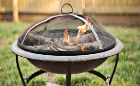 information on backyard fit pits and fireplace bylaws in edmonton including their construction use and what you can burn