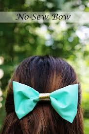 hair bow clip 1
