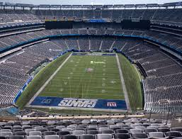 Ny Giants Seating Chart With Rows Metlife Stadium Section 350 Seat Views Seatgeek
