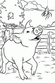 Small Picture Charlottes Web Coloring Pages FunyColoring