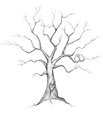 Pretty Family Tree Template Bellaroo Co