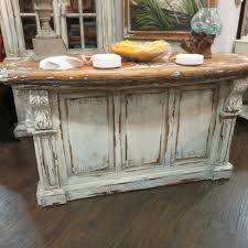 Kitchen Island Bar Details About Distressed French Country Kitchen Island Bar Counter