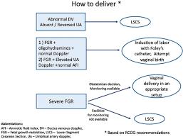 Iugr Vs Sga Growth Chart Management Of Intrauterine Growth Restriction David Ls