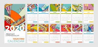 November 2020 Calendar Clip Art Abstract Desk Stock Illustrations 21 155 Abstract Desk