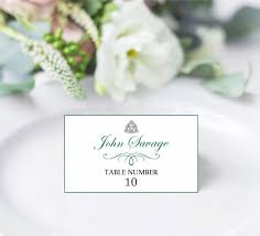 Create Wedding Seating Chart And Place Cards